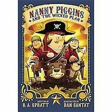 Nanny Piggins and the Wicked Plan-ExLibrary
