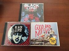 Black Lips Lotto Cd Super Occasione!!!!!!(same, Good Bad Not Evil, We Did Not..)