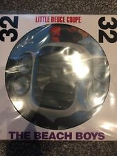 THE BEACH BOYS -  Little Deuce Coupe - New Picture Disc Vinyl Lp - Brand New