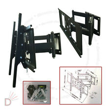 """Pour lg 55UF860V 55"""" smart uhd tv heavy duty double bras mural support ukdc"""