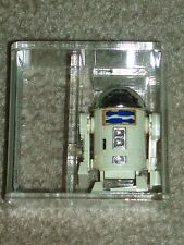 Vintage Star Wars 1978 AFA 80 NM WIND-UP R2-D2 TAKARA JAPAN LOOSE ACTION FIGURE!