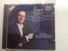Suppe: Overtures - Charles Dutoit / Montreal S.O. - Decca Digital 1985