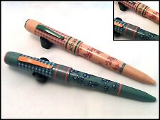 Cacharel Set of Two Ball Points in Grey and Pastel Pink NOS, France (Ref.# 2240)
