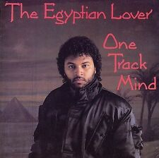 Egyptian Lover: One Track Mind  Audio Cassette