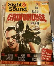 Sight & Sound Vol 17 Issue 6 * BFI Film Magazine *Grindhouse Tarantino June 2007