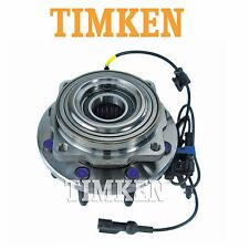 NEW Ford F-250 F-350 Super Duty 4WD Front Wheel Bearing and Hub Assembly Timken