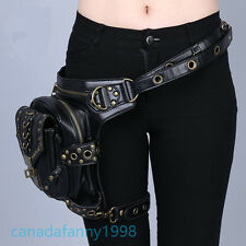 Steampunk Bag Steam Punk Gothic Goth  Retro Rock Shoulder Waist Bags - sac à dos