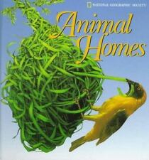 Pop-Up: Animal Homes (National Geographic Action Book), Jablonsky, Alice, Good B