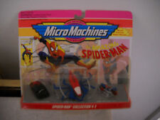 MICRO MACHINES AMAZING SPIDER-MAN COLLECTION 1