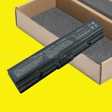 6600mAh Battery for Toshiba Satellite L203 L205 L305 L500 A300 L505 A215 A210