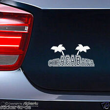 (1030) Fun Sticker Aufkleber / copACABana JDM  Stickerbomb Cops ACAB