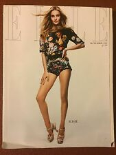 ELLE MAGAZINE SEPTEMBER 2012 SUBSCRIBERS ISSUE