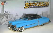 Brooklin BRK 181, 1952 Cadillac Series 62 Coupe de Ville, extra detail, 1/43