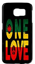 Reggae Rasta One Love Weed Peace Symbol Hot Case Cover For Samsung Galaxy Note 5