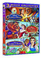 Beauty And The Beast Trilogy 1 2 3 Enchanted Christmas Belles Magical World New