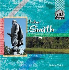 John Smith (Explorers (Abdo Publishing Company))-ExLibrary