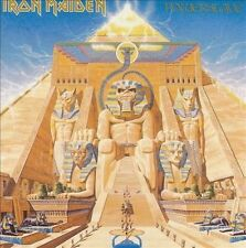 Iron Maiden - Powerslave [ECD]  (CD, Jan-1998, EMI Music Distribution)