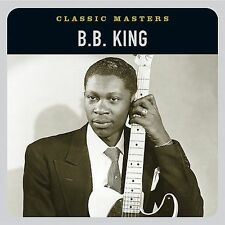 Classic Masters by B.B. King (CD, Jan-2002, Capitol/EMI Records)