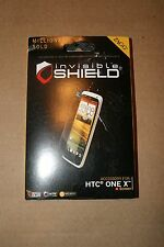 Zagg invisible SHIELD Screen Protector for HTC One X