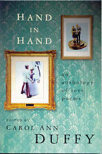 Hand in Hand: An Anthology of Love Poems, Duffy, Carol Ann, New Book