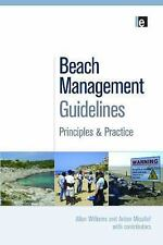 Beach Management: Principles and Practice, Natural Resources, General, Hardcover
