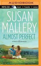 Fool's Gold: Almost Perfect 2 by Susan Mallery (2015, MP3 CD, Unabridged)
