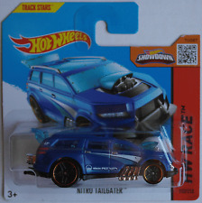 Hot Wheels - Nitro Tailgater blau Neu/OVP