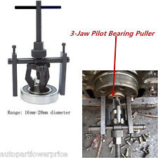 Pilot Bearing Puller 3-Jaw Gear Extractor Engine Go Cart Install  Removing Tool