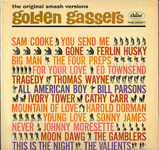 "RARE COMPILATION ""GOLDEN GASSERS"" POP SOUL 60'S LP CAPITOL T1561 SAM COOKE !"
