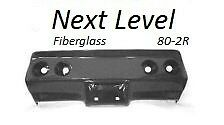 80 81 82 CORVETTE - REAR BUMPER  NEW