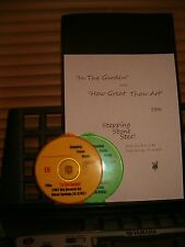 """In The Garden""/""How Great Thou Art"" instrumentals for E9 pedal steel guitar"