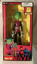 "2005-TEEN TITANS -10""INCH BEAST BOY FIGURE -MISB -NEVER OPENED-VHTF-N/M ORIGINAL"