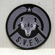 "MAG Massive Action Game-S.V.E.R. FRACTION Logo 3.25"" Embroided Patch (MAGPA-03)"