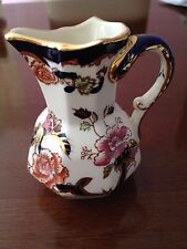LOVELY MASONS MANDALAY BLUE HYDRA JUG
