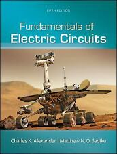 Fundamentals of Electric Circuits 5/e  International Edition