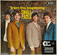 SMALL FACES - FROM THE BEGINNING, 2015 EU 180G vinyl LP + MP3, NEW - SEALED!