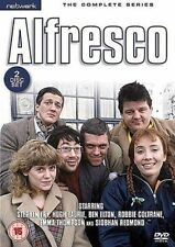 ALFRESCO the complete series. Stephen Fry, Emma Thompson. 2 discs. New DVD.
