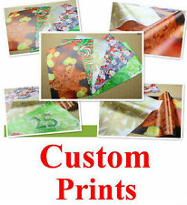 "Custom Printed Large Wall Silk Poster Your Own Photo 24""×36""(60×90cm) FREE"