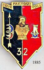 1885 - GENIE - 32e R.G.