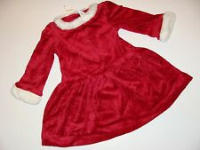 Gymboree Holiday Sweet Treats Girls Size 2T Red Dress Christmas NWT NEW