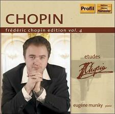 Chopin: Etudes, New Music