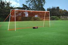GOLME PRO Training Regulation Portable Soccer Goal 7'x21 (Modified Youth)