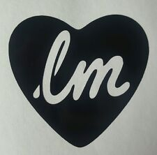 "Little mix vinyl sticker 3"" wide x2 also available in white cars bikes vans"