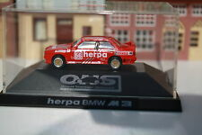 "Herpa BMW M3 ""DTM"" in PC-Box  (Herpa/O/PC 151"
