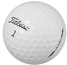 60 5 Dozen Titleist Pro V1 Mint AAAAA Recycled Used Golf Balls #1 Ball in Golf