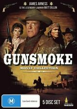 GUNSMOKE : THE MOVIE COLLECTION -  DVD - UK Compatible - New & sealed