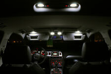 SMD LED Innenraumbeleuchtung Seat Leon FR 5F 10LEDs Xenon Set weiß