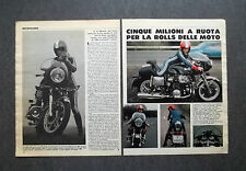 AB56 - Clipping-Ritaglio - 1978 - MOTOCICLISMO , MUNCH MAMMUT TTS
