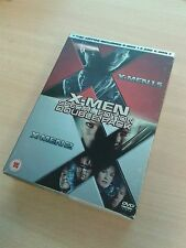 * DVD FILM BOXSET * X-MEN SPECIAL EDITION DOUBLE PACK - 1.5 AND 2 * DVD SET *