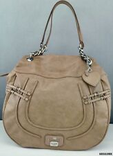 NWT Handbag GUESS Neeka Hobo Bag Camel Ladies